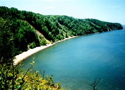 Herbster, Wisconsin Shoreline