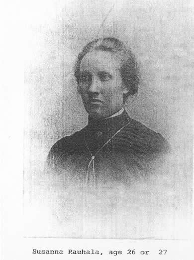Susanna Rauhala